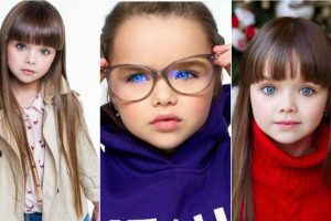 6-year-old Anastasia being dubbed 'most beautiful girl in the world'