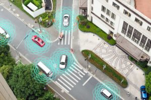 Qualcomm gets permission to test self-driving cars in California