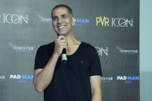 Akshay Kumar launches campaign for Swachh Bharat Mission