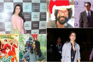 B-town wishes Christmas with Peace, love, joy