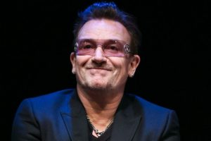 Bono reveals what he learned from 'almost dying'