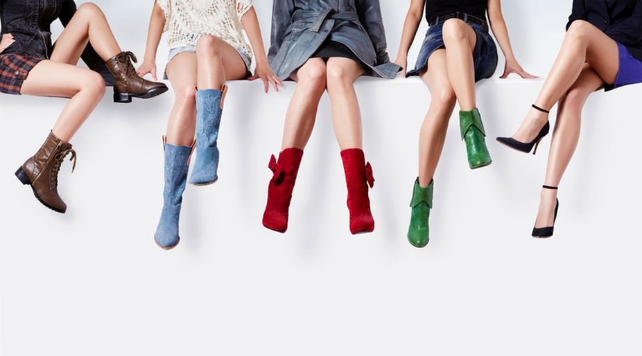 Glam Up Your Outfit With Right Footwear