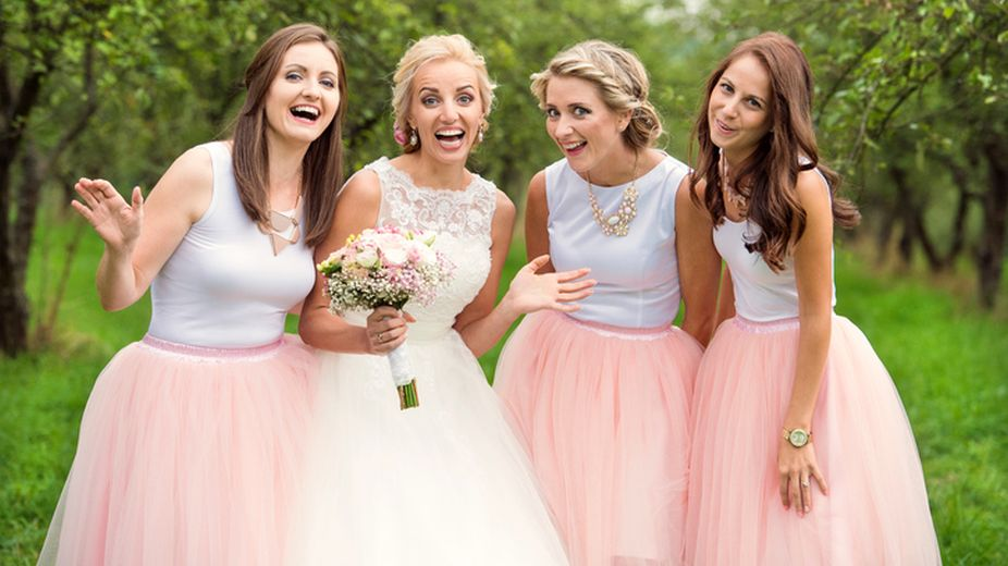 Head to toe dressing guide for every bridesmaid