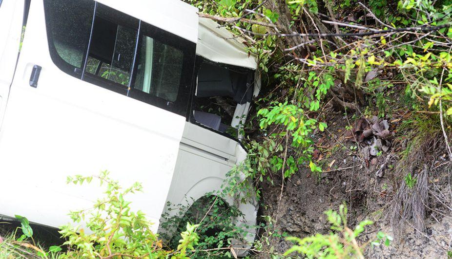 48 dead in Peruvian bus crash