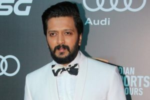 Extremely proud of our Mumbai police: Riteish Deshmukh