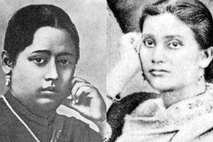 Wronged, yet dauntless daughter of Bengal