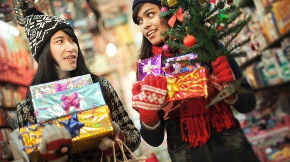 Christmas, Chinese University, Celebrations