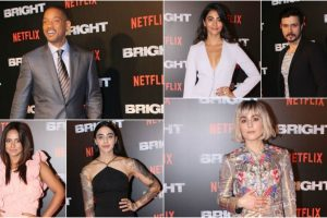 Stars make Will Smith's 'Bright' screening special in Mumbai
