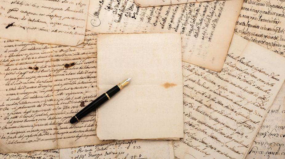 handwritten, diaries, recipes, Rajput, Royal age