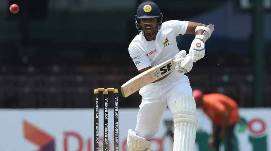 Sri Lanka, India, Test Cricket, Dinesh Chandimal