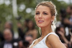 Blake Lively hurt at 'The Rhythm Section' set