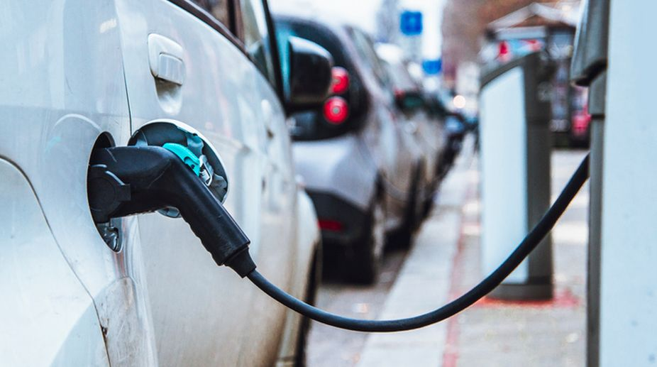 GST, Electric Vehicles, SIAM, Fossil Fuel Vehicles