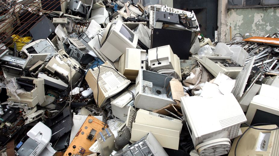 UN, health, electronic, environmental, discarded