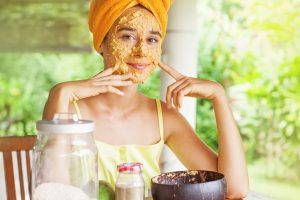 Use malai, orange scrub to get softer, smoother skin