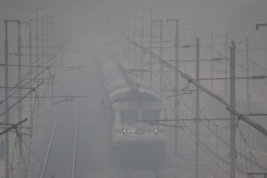 Foggy Sunday morning in Delhi, 18 trains cancelled