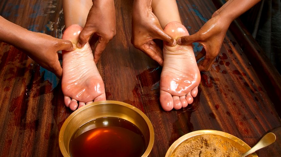 Emu Oil, Massage, Beauty, Foot