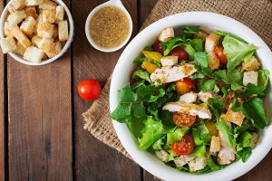 Get hands on healthy food this yoga day