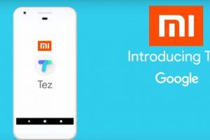Xiaomi adds Google Tez-powered online payment option on Mi.com, Mi app