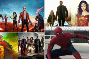 Hollywood superheroes won the Indian box office game