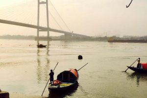 A Journey of surprises along the Hooghly