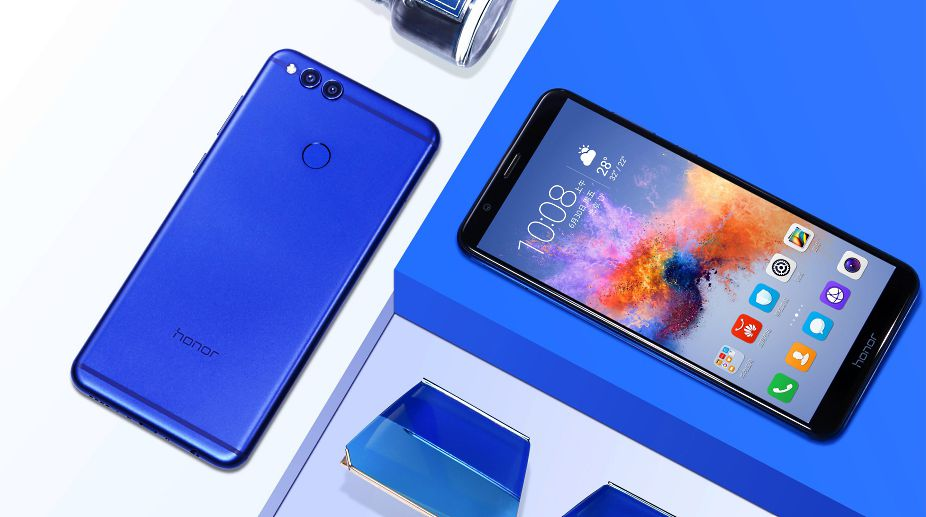 Honor 7X launch at Rs  12,999: 5 93-inch FullView display
