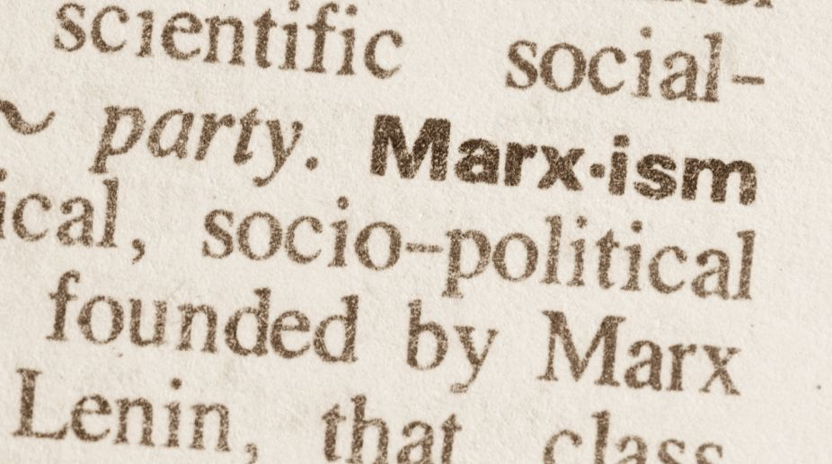 Definition of word Marxism in dictionary
