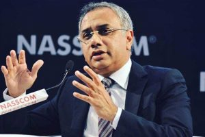 Infosys Board appoints Salil Parekh as company CEO and MD