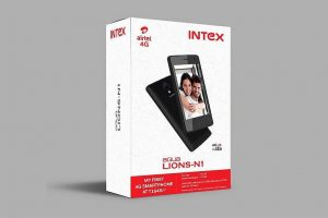 Intex Aqua Lions N1 4G smartphone with Airtel partnership offer comes at Rs. 1,649