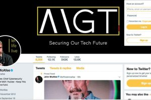 Cyber security expert John McAfee's Twitter account hacked