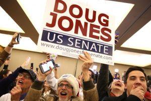 Doug Jones wins in stunning Alabama upset