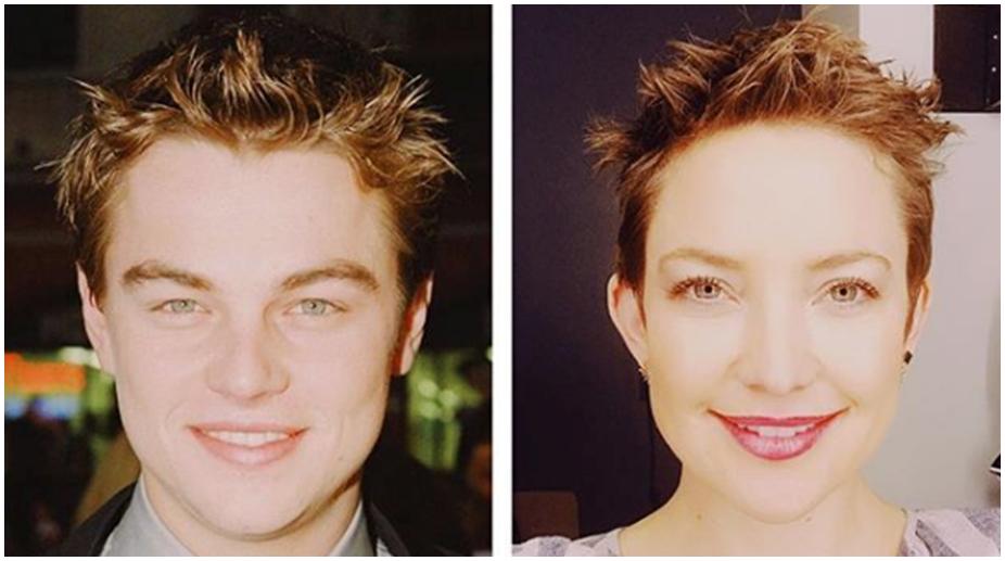 kate Hudson, Leonardo DiCaprio