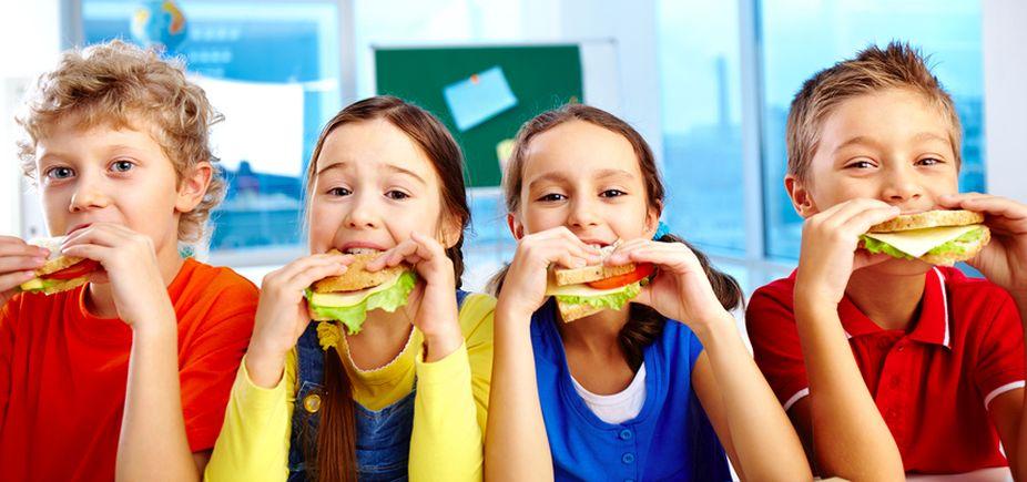 Kids who eat healthier food have better self-esteem