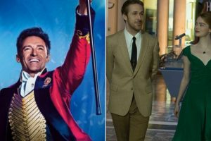 'The Greatest Showman' better than 'La La Land'