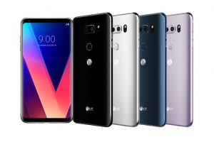 LG V30 starts receiving official Android 8.0 Oreo update