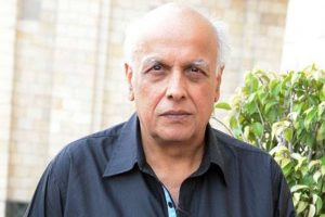 Adaptation of 'Khwabon…' into book commendable: Mahesh Bhatt