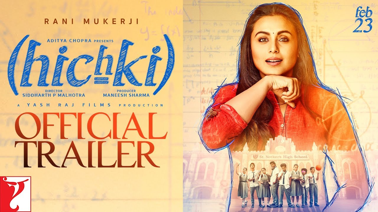 Hichki | Official Trailer