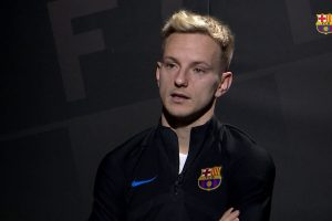 Barcelona midfielder Ivan Rakitic previews El Clasico!