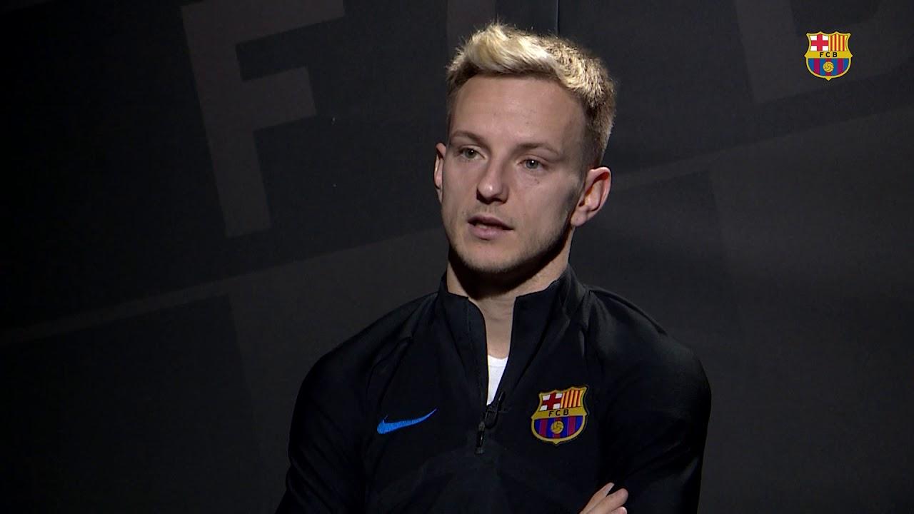 Barcelona midfielder Ivan Rakitic previews El Clasico!