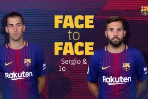El Clasico Preview: Sergio Busquets and Jordi Alba go head to head!
