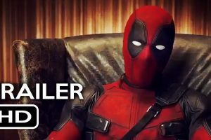 Deadpool 2 Official Teaser Trailer #3