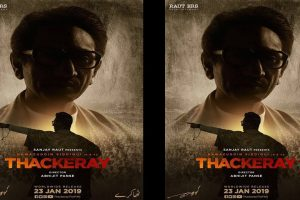 THACKERAY Official Trailer starring Nawazuddin Siddiqui