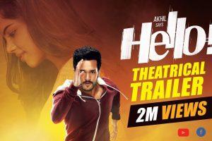 HELLO! Trailer – Akhil Akkineni