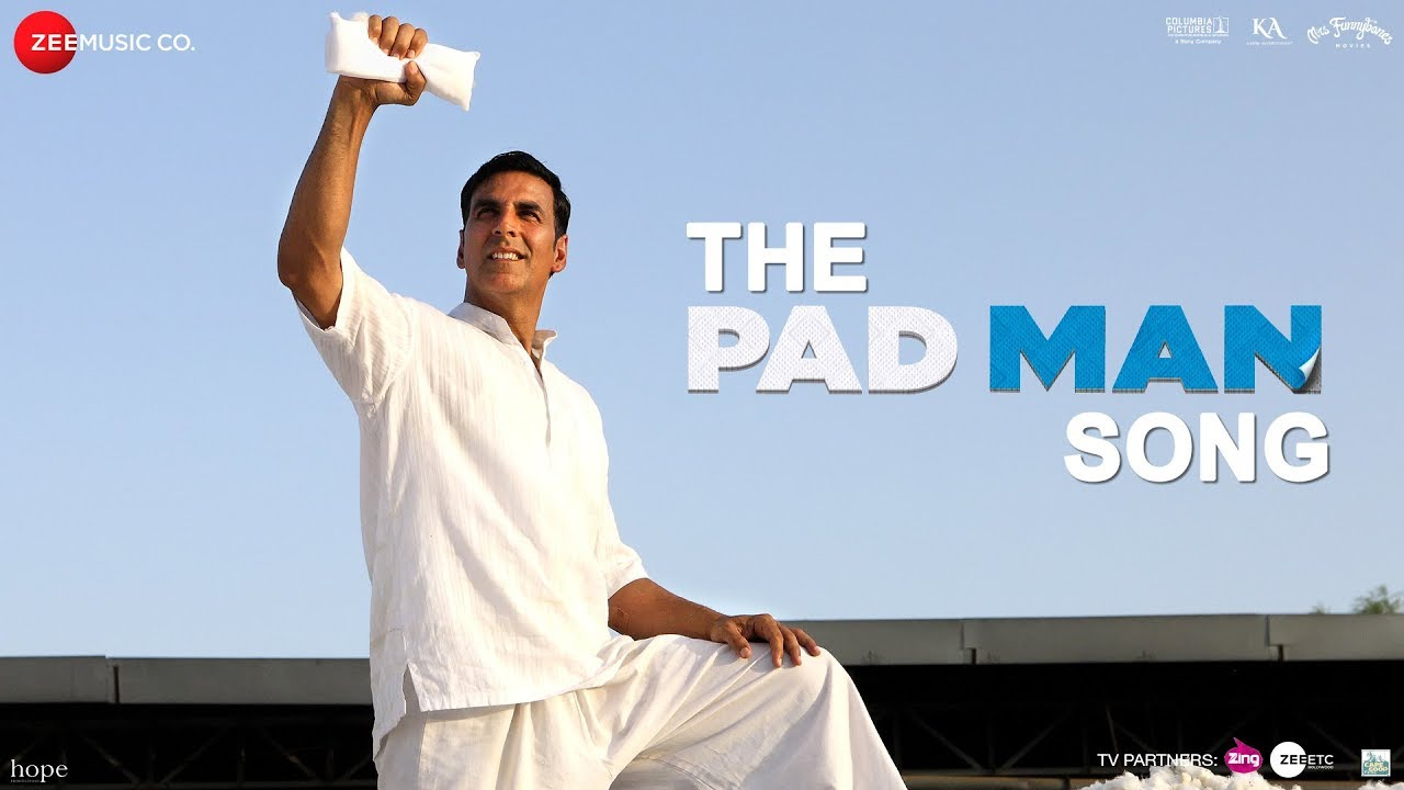 The Pad Man Song | Padman