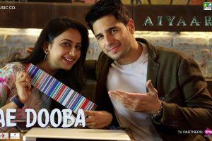 Lae Dooba – Aiyaary