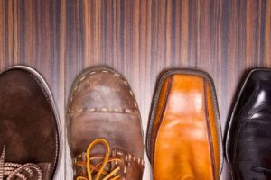 Choose the right shoes this winter