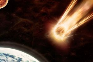 Why meteoroids often blow up before hitting Earth