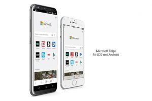 Microsoft Edge browser for Android and iOS now available for all after beta