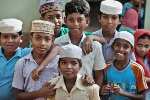 These Muslim kids love reciting Gita verses in Sanskrit