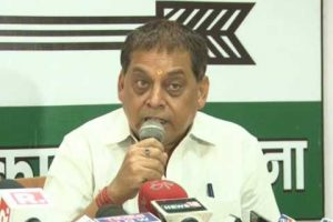 Rahul Gandhi new avatar of dynasty politics, says JD-U