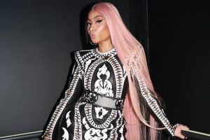 Minaj responds to 'white rapper' comment